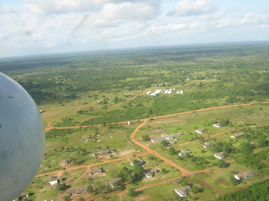 Sinoe County, Liberia