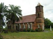Church in Buchanan, Liberia