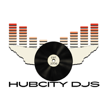HUBCITY DJS LOGO NEW