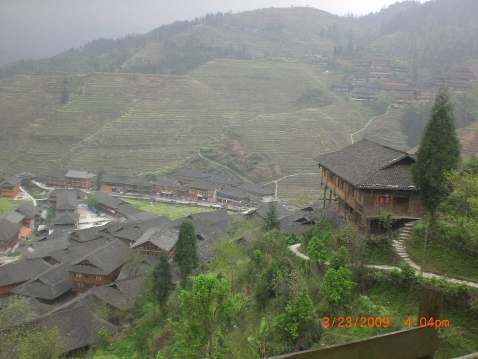 Villages in central China