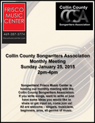 CCSA Jan meeting flyer