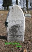 56th NY Co. G Frey, George d. 1892 52 yrs.