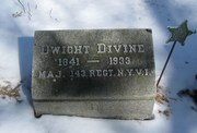 143rd NY Maj. Divine, Dwight