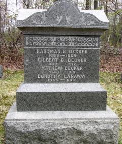 Decker, Matthew