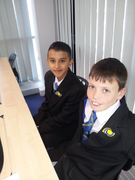 Declan and Kabir