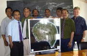 Harold Kilts USA and Ken Sigrah meeting with RCL Sept 2007