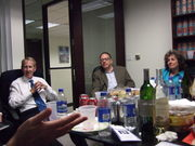 Meeting at our DDr office