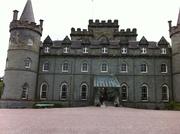 Inverary Castle, Argyll, Scotland