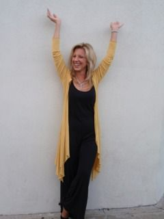 Pearlan Yoga pose