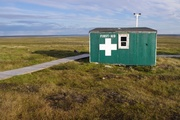 Kiggavik Uranium Exploration Camp