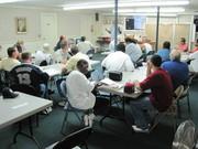 Fall 2010 Men's Work&Learn Class