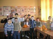 grade 6 Halloween