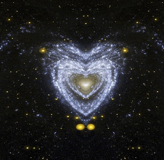 M81 uv