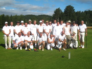 NM i Golf Croquet 2011 (Hurum, Norway. Foto: Line Ulfeng Michalsen)
