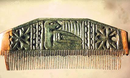 byzantine comb
