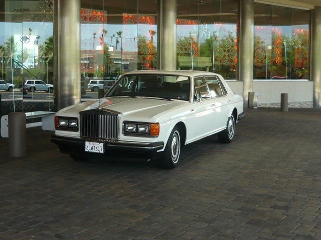 Rollin' in the Rolls