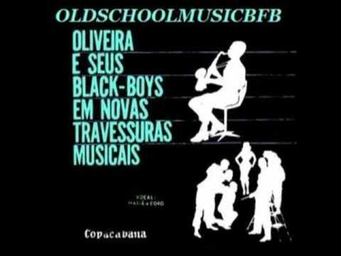 DANG DANG - OLIVEIRA & SEUS BLACK BOYS