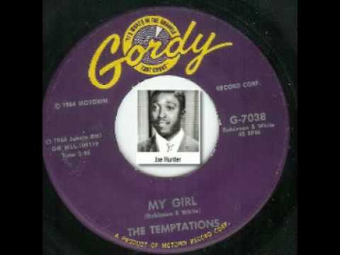 Funk Brothers / Temptations - My Girl (Instrumental) With Strings