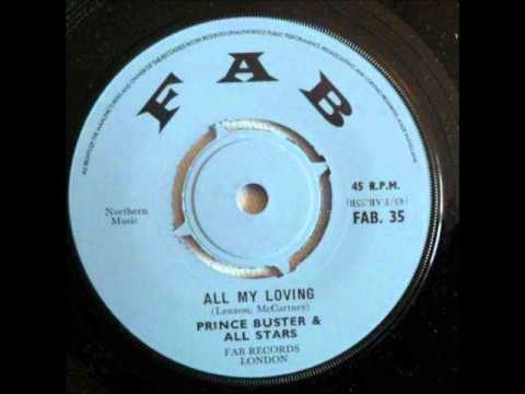 All My Loving - Prince Buster