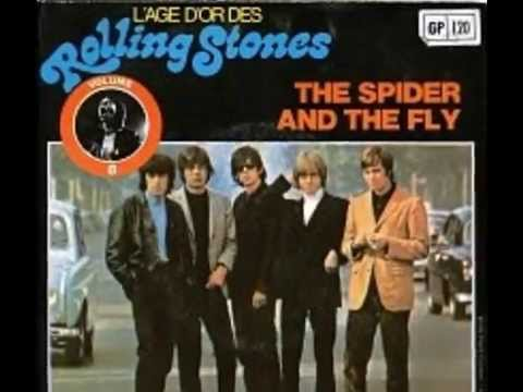 Rolling Stones - The Spider & The Fly (Rare 'Mono-to-Stereo' Mix - 1965)