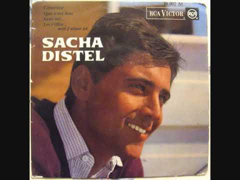 Sacha Distel - Que C'est Bon