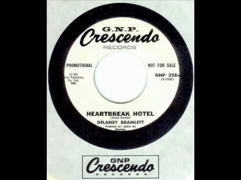 Delaney Bramlett - HEARTBREAK HOTEL  (Jack Nitzsche)  (1965)