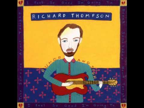Richard Thompson - I Misunderstood