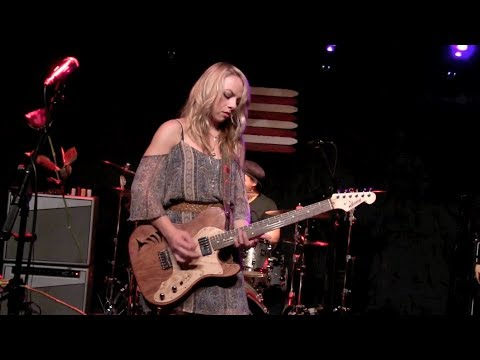 Samantha Fish Band - War Pigs (May  2014  )