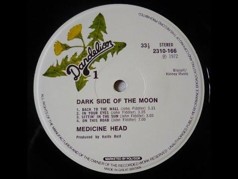 Medicine Head - Dark Side Of The Moon (Full Album 1972 )