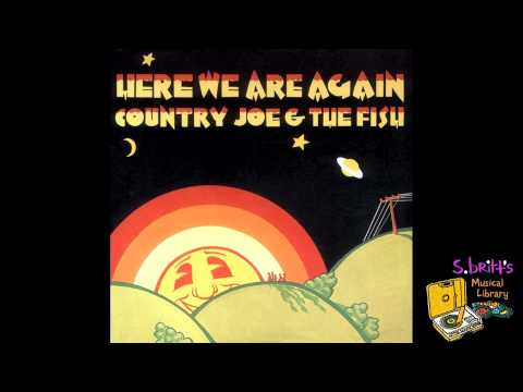 Country Joe & The Fish - Donovan's Reef