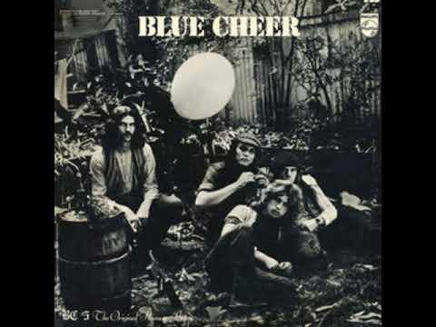 Blue Cheer - The Original Human Being (Full Album 1970)