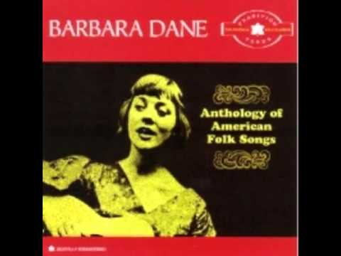Barbara Dane - Greensleeves