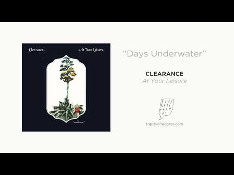 Clearance -  Days Underwater