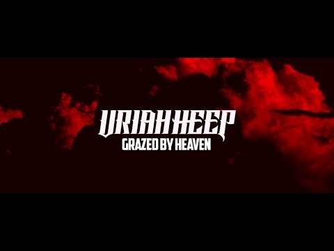 Uriah Heep -  Grazed By Heaven (Official Music Video)