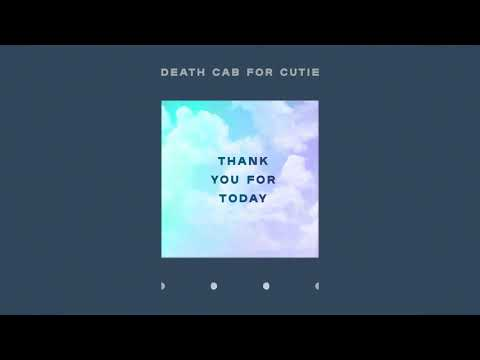Death Cab For Cutie - You Moved Away