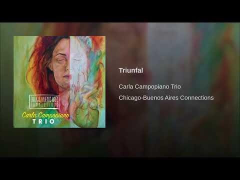 Carla Campopiano Trio - Triunfal