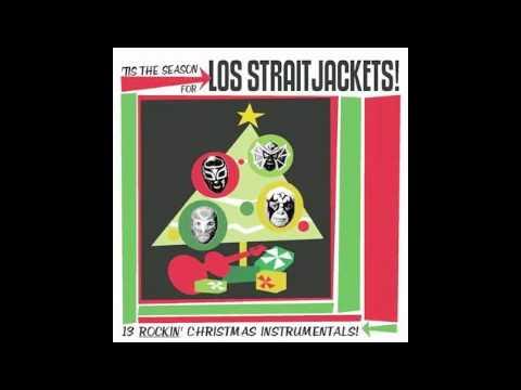 Los Straitjackets - Feliz Navidad