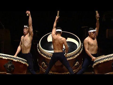 Kodo - O-Daiko (Japanese Drummers - Taiko - Tambours Géants Japon)