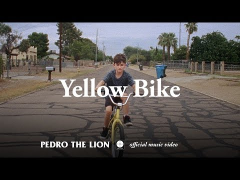 Pedro The Lion - Yellow Bike (Official Music Video)