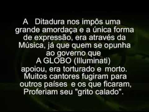 Globo: feita DIRETAMENTE pelos Illuminati - Nova Ordem Mundial