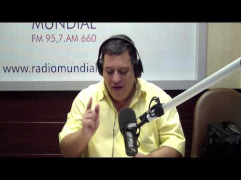 Viagem Espiritual,Wagner Borges,Radio Mundial,14.09.2014