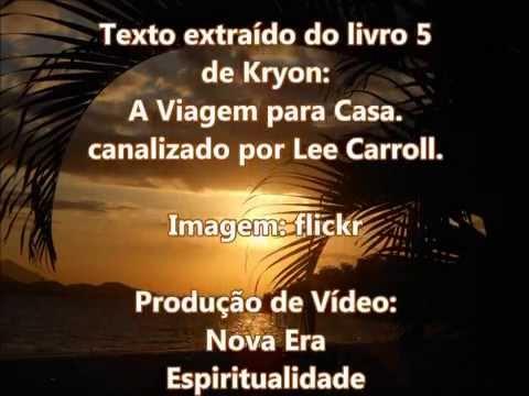 Kryon - White, O Anjo da Casa do Amor - em português