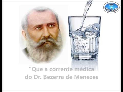 CORRENTE DO DR. BEZERRA DE MENEZES - PEDIDO DE CURA COM ÁGUA
