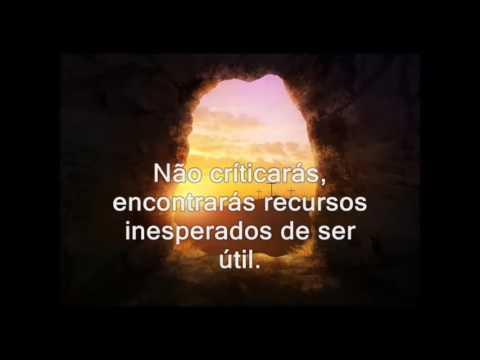 Crê e Segue  - Espírito Emmanuel  - A Luz do Espiritismo.