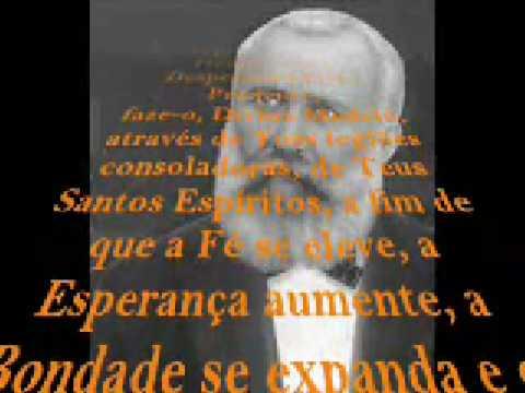 ORAÇÃO MEDICA  A DR  BEZERRA DE MENEZES - ORAÇÃO ORIGINAL E VERDADEIRA SOM E LEGENDA