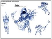 Katar Character Creation