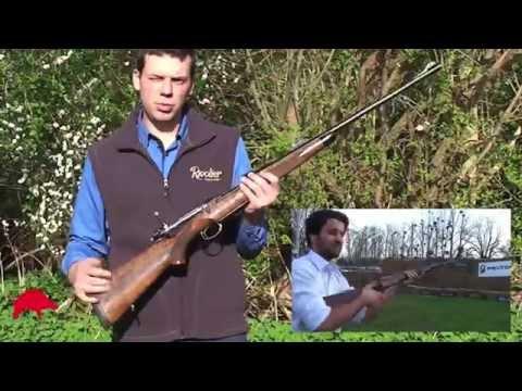 Mauser M98 magnum (ed. 2015)