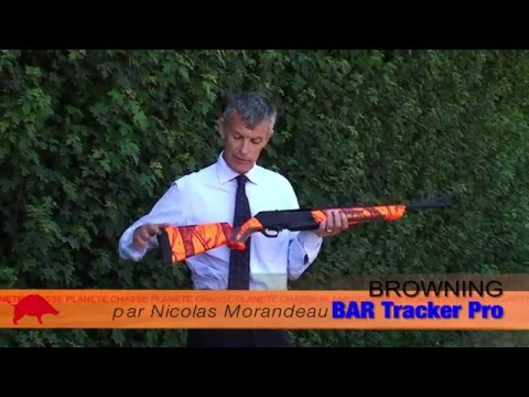 Browning Bar Tracker Pro