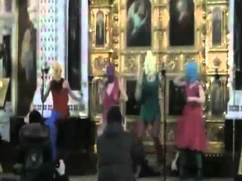 Pussy Riot (Original Performance)