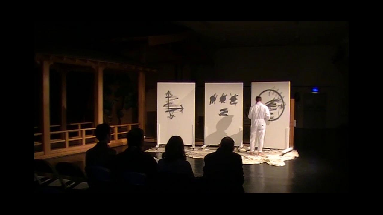 Video Journal of Performance - How Long a Thing Takes: an invitation to think duration